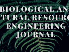Invitation to Publish in the Biological and Natural Resources Engineering Journal (BNREJ)