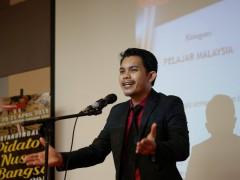 IIUM Student's Achievement at the Pertandingan Pidato Nusa Bangsa 2019