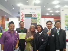 Gold medal won in I-FINOG