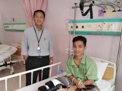 Welfare Visit to IIUM Medical Centre