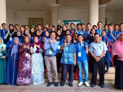 KOE Community Engagement : Educational Program with participants of 8th Fully Residential School International Symposium (FRSIS) 2019