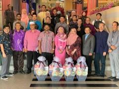 MIMOS Berhad Ramadhan Flag-Off 2019 Event