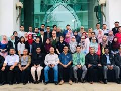 Technical Working Group Workshop on Developing Regulatory Guideline for Short-Term Accommodation, from 28 – 30 June 2019 at Hotel Adya Langkawi, Kedah.