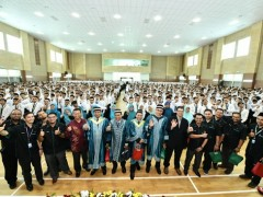Welcoming and Bai'ah Ceremony for New Intake Students