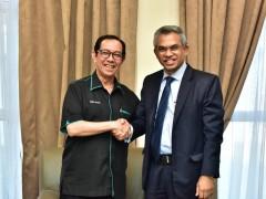 Kenyataan Media - Datuk Dr. Mohd Daud Bakar dilantik sebagai Presiden UIAM yang baharu.
