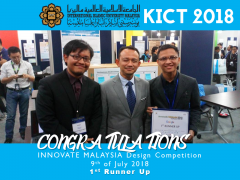 INNOVATE MALAYSIA Design Competition