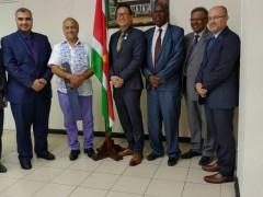 Halal Mission in Suriname