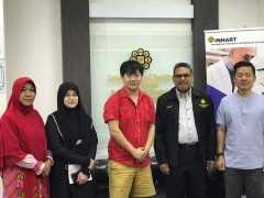 Meeting on Training Collaboration with Media Eventist Creative Marketing