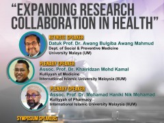 THIRD ANNOUNCEMENT OF 5TH MEDICAL RESEARCH SYMPOSIUM 2019