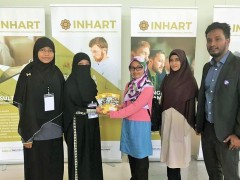 Academic Collaboration between Students of INHART and Prince Songkla University