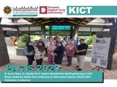 PACIS 2020 Publication Workshop
