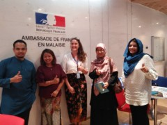 IIUM Pagoh: Collaboration With French Embassy & Malaysian France University Centre (MFUC), 2nd August