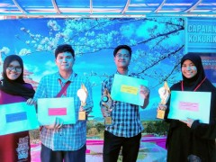 IIUM Pagoh Achievement: Congratulations! to Japanese Minor Course Students for winning Prizes at Batu Pahat Japanese Festival