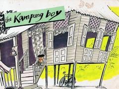 'I am a kampung boy'