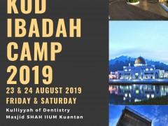 Minimal Operating Strength for KOD during KOD Ibadah Camp 2019