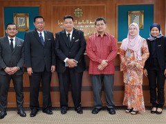 AIKOL STUDENTS AS JUDICIAL CLERKS FOR JUDGES IN THE FEDERAL COURT