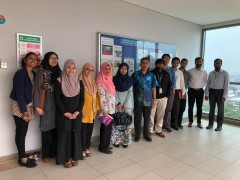KOE Research visit for potential collaboration with Sunway University