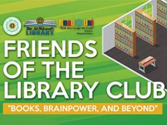 Friends of The Library Club