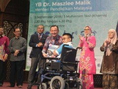 Maszlee: Make IPTAs OKU-friendly