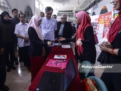 DPM expresses concern over gadget addiction among people