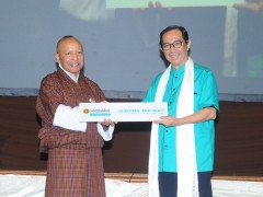 Happiness should be part of national development, says Bhutanese educator