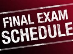 ANNOUNCEMENT OF THE CONFIRMED END-OF-SEMESTER EXAMINATION TIME-TABLE (CEET) FOR SEMESTER 1, 2019/2020