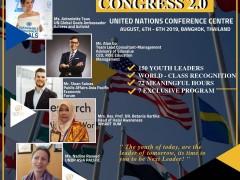 Representing INHART for Future Leader Congress 2.0