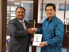 AIKOL is roping in alumni in enhancing the teaching and learning