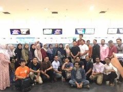 INHART staff-students Bowling Tournament