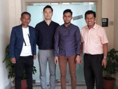 A visit by Haebara Group (Halal Poultry Company from S. Korea) to Inhart