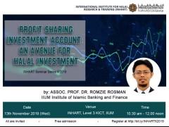 INHART Seminar Series 6/2019