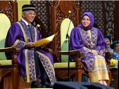 Raja Permaisuri Agong dimasyhur Ketua Perlembagaan UIAM
