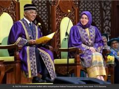 Tunku Azizah Canselor wanita pertama UIAM