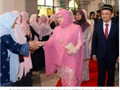 'Graduan perlu jadi duta Islam dalam mencari reda Ilahi'