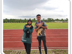 IIUM Pagoh Achievement: Kulliyyah of Languages and Management Students Won 2nd and 3rd Place in Mini Karnival Padang & Balapan FIESKOM 2019