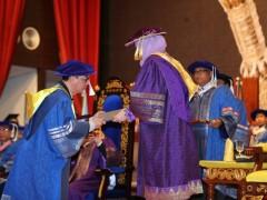 Rektor UIAM terima Ijazah Kehormat Doktor Falsafah USIM