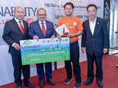 CONGRATULATIONS KOE on Sustainability Challenge 2019!