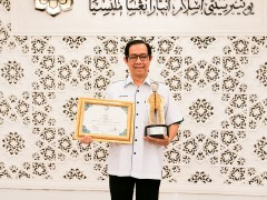 IIUM RECEIVES AL-KHAWARIZMI EXCELLENT AWARD