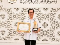 IIUM RECEIVES AL-KHAWARIZMI EXCELLENT AWARD
