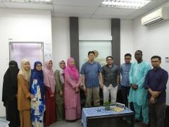 Workshop on How to Secure International Grants