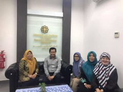 A visit from the  University of Muhammadiyah, Jakarta, Indonesia