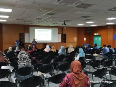 Sharing Session on the Structure of 1+3 Clinical Specialist Programme