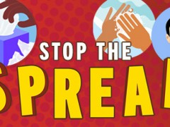 Stop The Spread Of Germs!