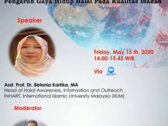 Introducing INHART and Halal Industry in Malaysia