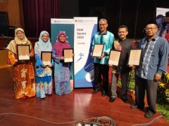 IIUM TAKRIM DAY 2020: CFS AWARD RECIPIENTS