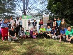 SUKAROLPOP sponsoring  breakfast and lunch for Phase 2- InSAF at INHART-KICT Community Garden