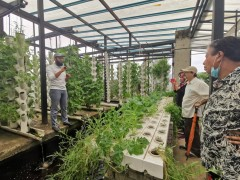 IIUM to work with 'Urban Hijau' to create sustainable garden