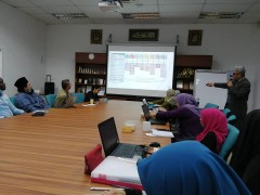 Shari'ah Compliant Matrix for Humanising Productivity sharing session with Development Division