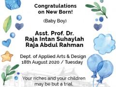 Congratulations on New Born!