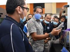 "IIUM designs and develops ""STAR X Smokey Sam"" for Royal Malaysian Air Force"